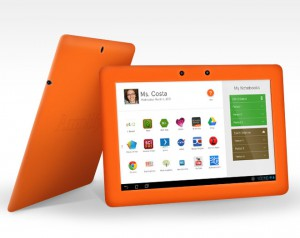 News Corp.が発表したAmplify Tablet